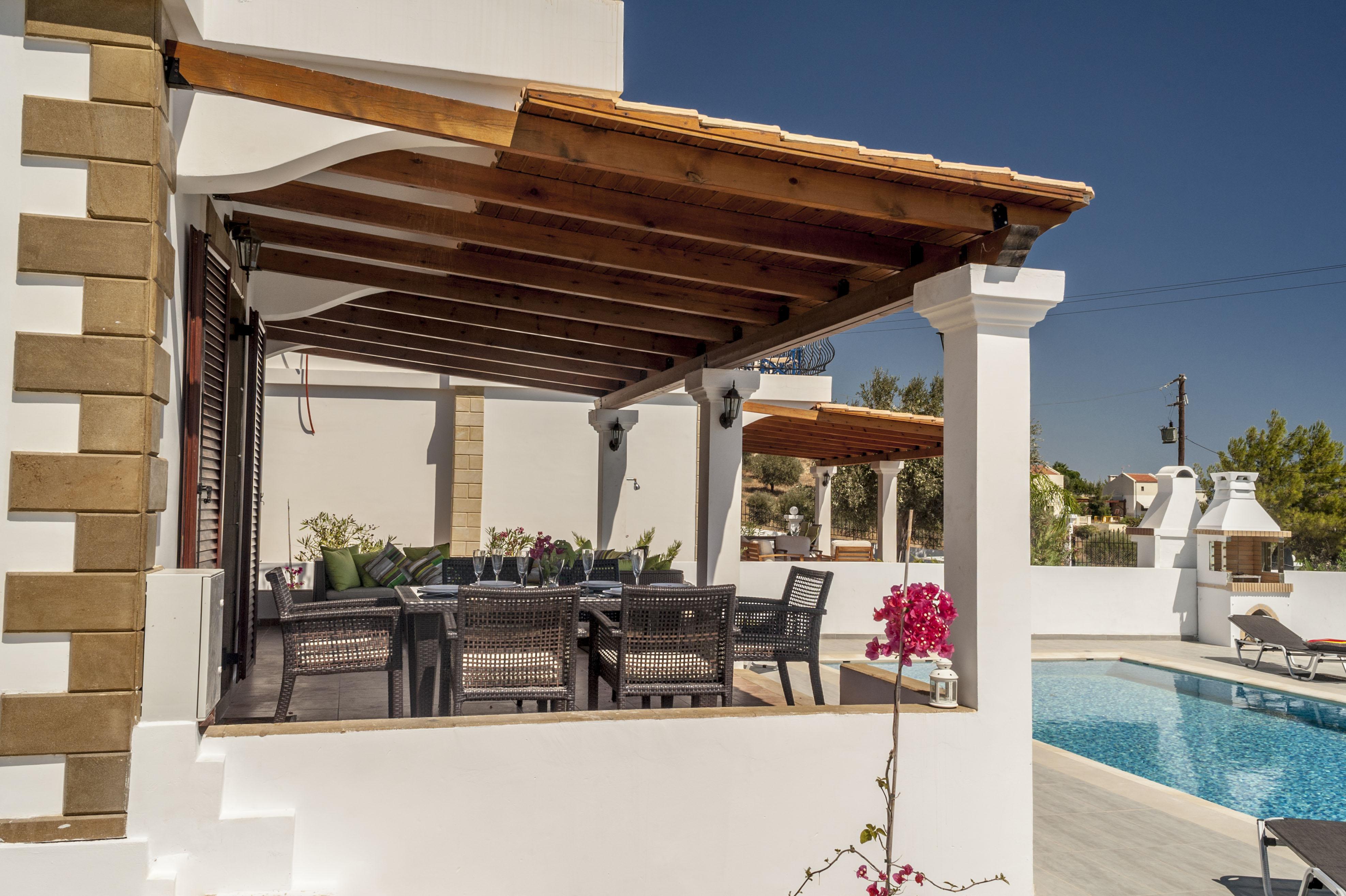 Balkon Villa Andrea