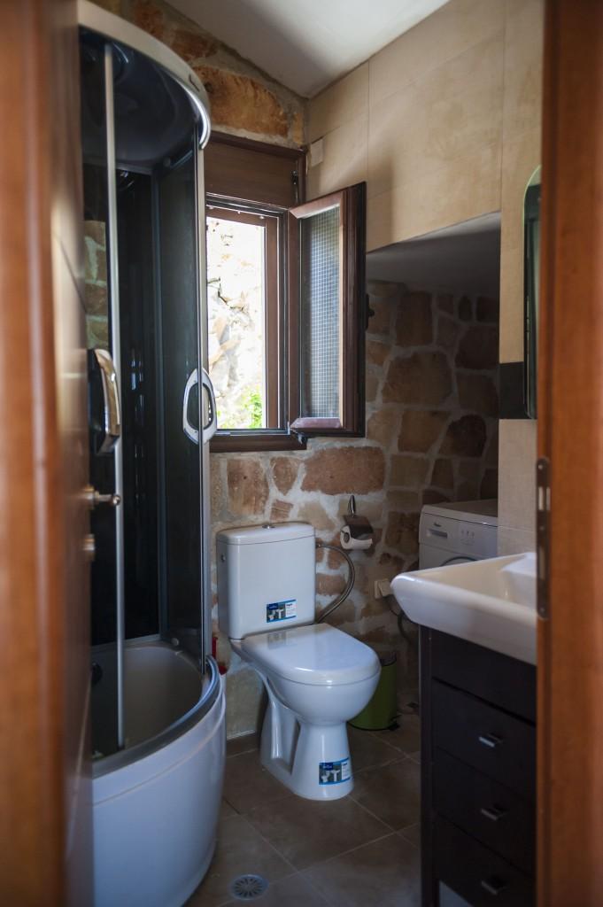 Badezimmer Villa Andrea